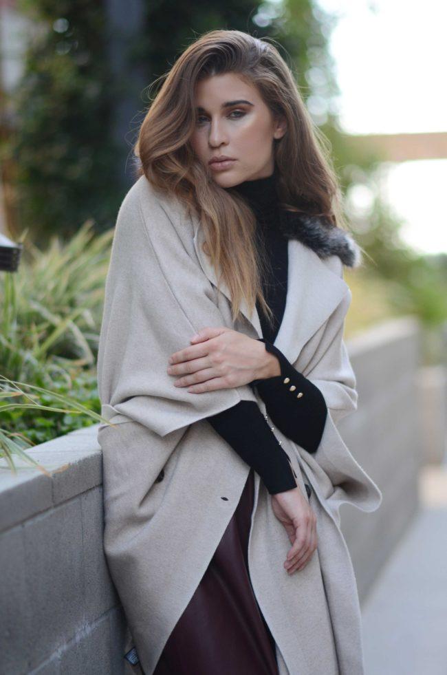 amy rose hancock winter fashion model