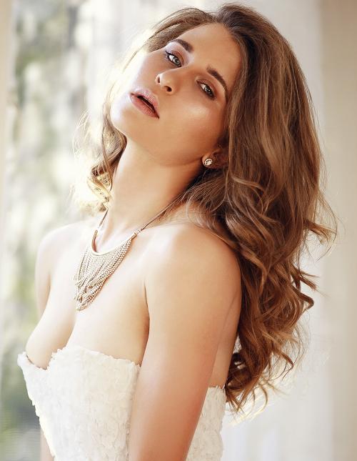 amy rose hancock weronika mamot photoshoot fashion